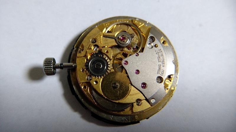 ETA2824-2手巻き化