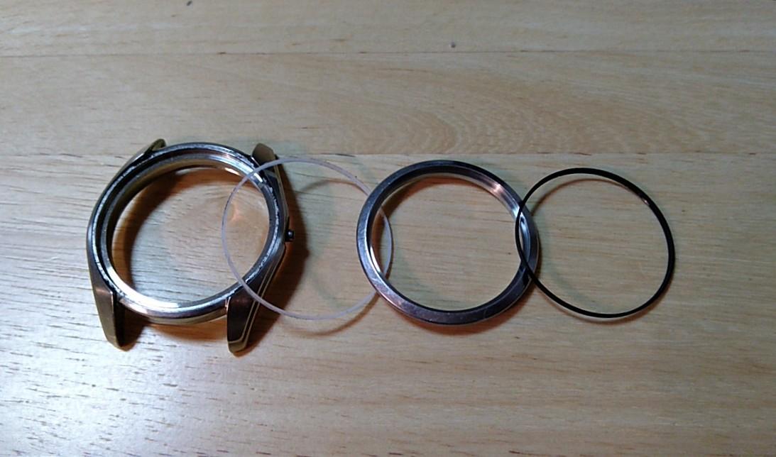 SARB033ガラス縁パッキン