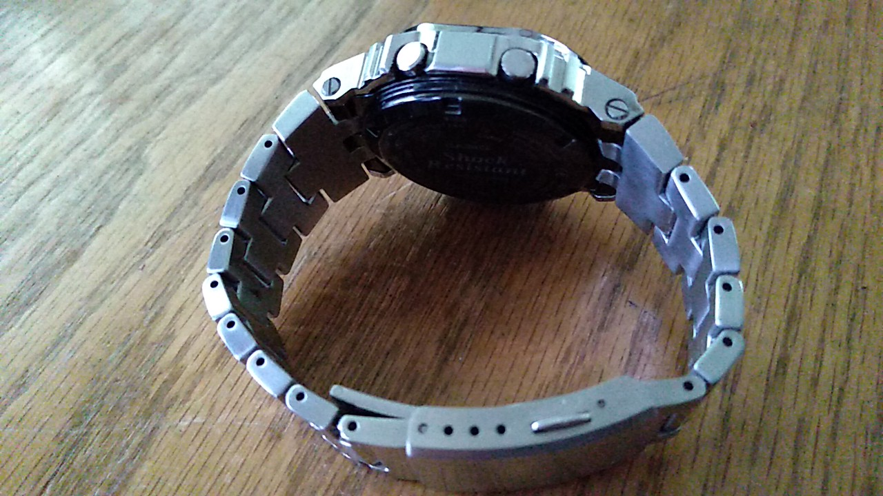 GMW-B5000D-1JFはフルメタル